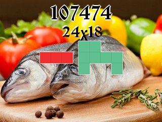 Puzzle polyomino №107474
