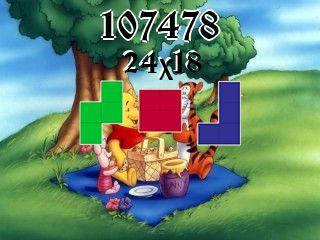 Puzzle polyomino №107478
