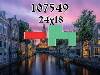 Puzzle polyomino №107549