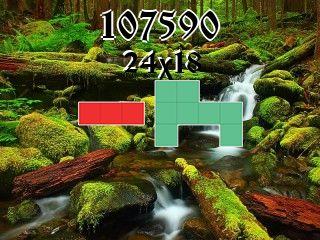 Puzzle polyomino №107590