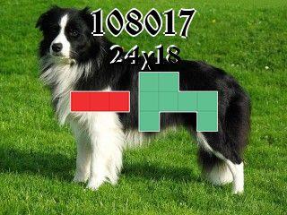 Puzzle polyomino №108017