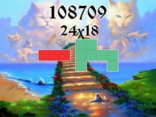 Puzzle polyomino №108709