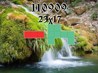 Puzzle polyomino №110909