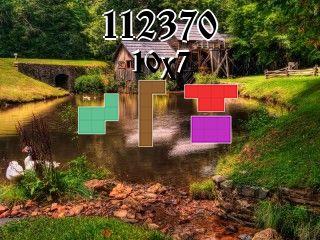 Puzzle polyomino №112370