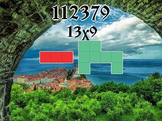 Puzzle polyomino №112379