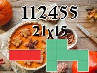 Puzzle polyomino №112455