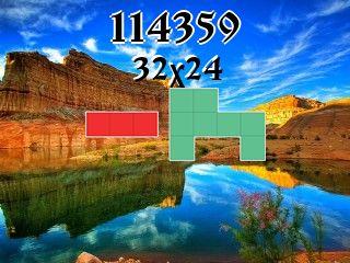 Puzzle polyomino №114359