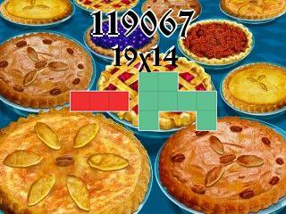 Puzzle polyomino №119067