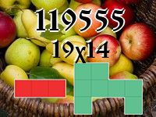 Puzzle polyomino №119555