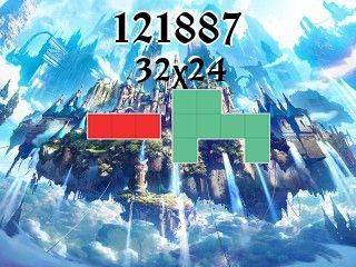 Puzzle polyomino №121887