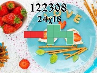 Puzzle polyomino №122308