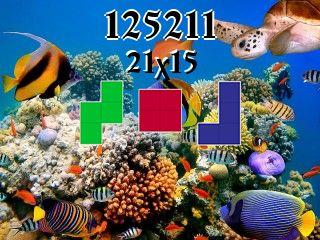 Puzzle polyomino №125211