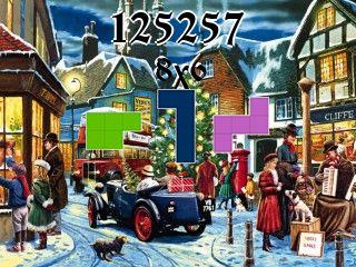 Puzzle polyomino №125257