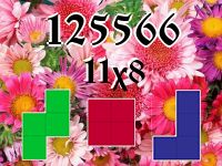 Puzzle polyomino №125566