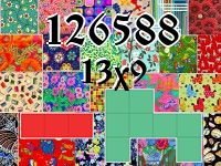 Puzzle polyomino №126588