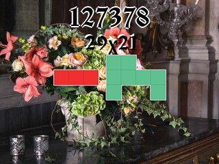 Puzzle polyomino №127378