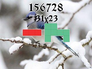 Puzzle polyomino №156728