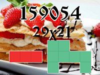 Puzzle polyomino №159054
