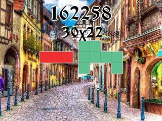 Puzzle polyomino №162258