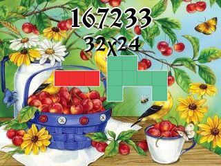 Puzzle polyomino №167233
