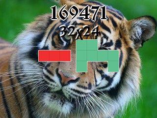 Puzzle polyomino №169471