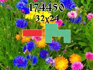 Puzzle polyomino №174450
