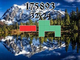 Puzzle polyomino №175893
