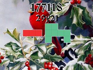 Puzzle polyomino №177118