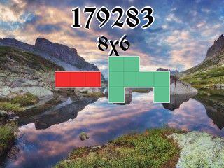 Puzzle polyomino №179283