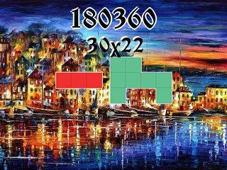 Puzzle polyomino №180360