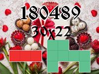 Puzzle polyomino №180489