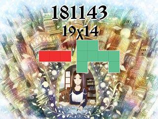 Puzzle polyomino №181143