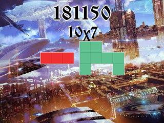 Puzzle polyomino №181150