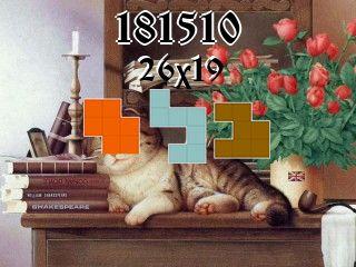 Puzzle polyomino №181510