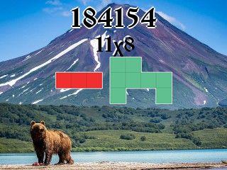 Puzzle polyomino №184154