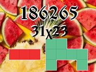 Puzzle polyomino №186265