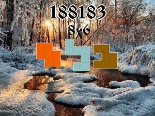 Puzzle polyomino №188183