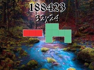 Puzzle polyomino №188423