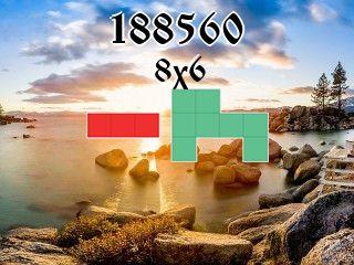 Puzzle polyomino №188560