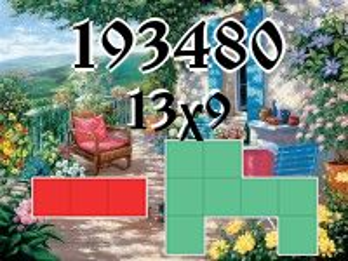 Puzzle polyomino №193480