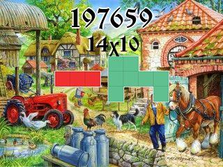Puzzle polyomino №197659