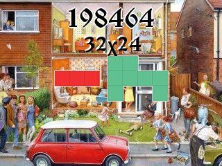 Puzzle polyomino №198464