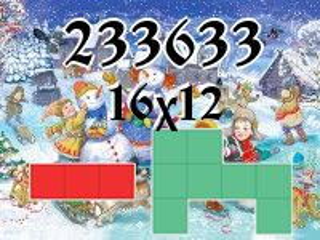 Puzzle polyomino №233633