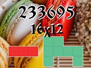 Puzzle polyomino №233695