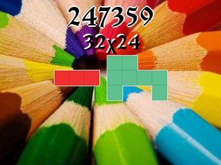 Puzzle polyomino №247359