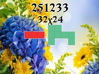 Puzzle polyomino №251233