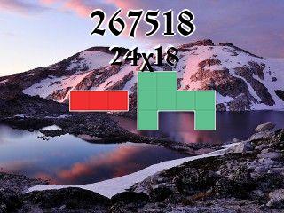 Puzzle polyomino №267518