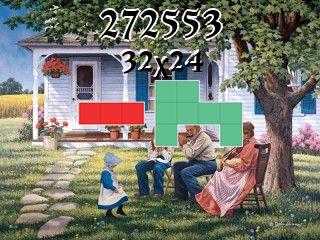 Puzzle polyomino №272553