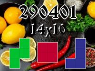 Puzzle polyomino №290401