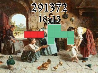 Puzzle polyomino №291372